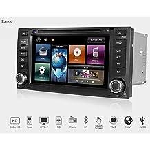 Dynavin DVN-VWTG Multimedia Navigation N6 Plattform VW Touareg 7L, VW T5 Multivan / Caravelle / Transporter inkl. Navigationssoftware iGo Primo