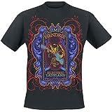 Jimi Hendrix Electric ladyland T-Shirt schwarz