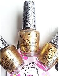 OPI Gold Shatter, 15 ml