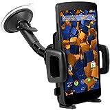 mumbi Auto KFZ Halterung für Google Nexus 5 Autohalterung (passt auch mit Hülle)