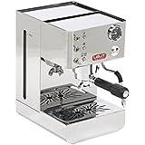 LELIT PL41LEM - Cafetera de espresso manual, color plateado