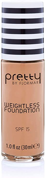 Pretty by Flormar Weightless Foundation Ivory 004