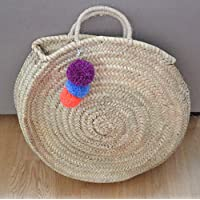 752ab4412 bolsos de mimbre: Handmade - Amazon.es