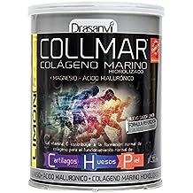 COLLMAR Colágeno Marino Hidrolizado con Magnesio, Ácido Hialurónico y Vitamina C 300 g ...