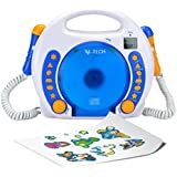 X4-Tech Bobby JOEY CD/SD/USB Lecteur CD Portable