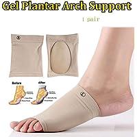 finlon Orthopädische Arch Support Plantarfasziitis Brace Sleeves Arch unterstützt 1Paar preisvergleich bei billige-tabletten.eu