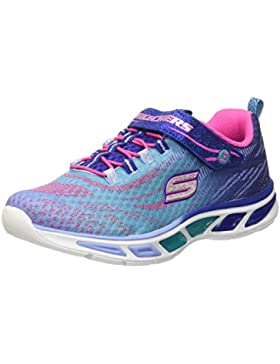 Skechers Litebeams, Zapatillas de Deporte Para Niñas