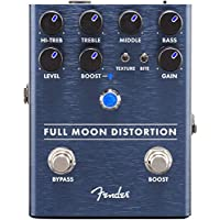 Fender Full Moon Distortion · Pedal guitarra eléctrica