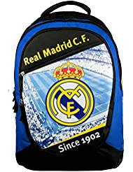 Sac à dos scolaire REAL MADRID - Collection officielle