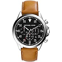 Michael Kors - Gage Orologio - Chronograph Beige Dial