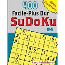 400 Facile-Plus Dur SuDoKu #4