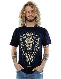 Warcraft - T-shirt - Personnage - Manches Courtes - Homme