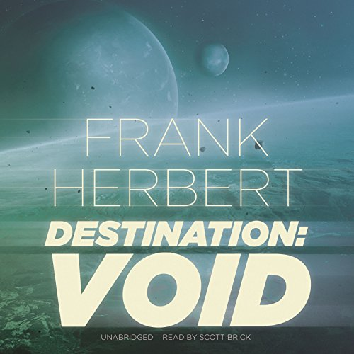 Destination: Void  Audiolibri