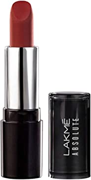 Lakmé Absolute Matte Revolution Lip Color, 103 Maroon Fantasy, 3.5 g