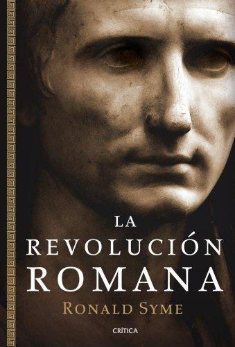 Descargar Libro La revolución romana (Serie Mayor (critica)) de Ronald Syme