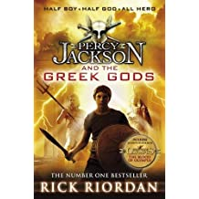 Percy Jackson and the Greek Gods (Percy Jackson's Greek Myths) by Rick Riordan (2014-08-07)