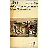 Enfance adolescence jeunesse / Tolstoï, Léon / Réf: 24650