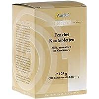 Aurica Fenchelkautabletten, 700 St preisvergleich bei billige-tabletten.eu