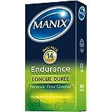 MANIX ENDURANCE - 14 préservatifs Retardants Effet Longue Durée
