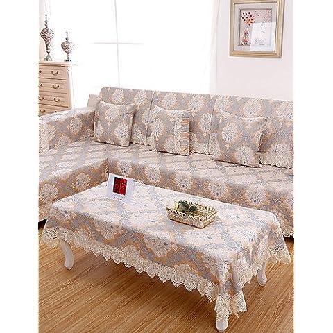 ZY/ europeo divano classico copertura di alta