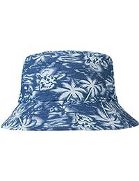 1c725ad0fdd ZLYC Unisex Funky Fruit Print Bucket Hat Fishmen Outdoor Cap
