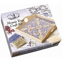 Casa de Oficios del mosaico Craft Kit Bandeja
