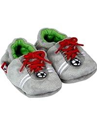 Spiegelburg Patucos Zapatos de Bebé Fútbol Rey del Regateo Serie BabyGlück ...