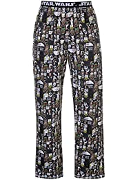 Pantalones largos de pijama para hombre y niño, diseño de personajes de cómic y dibujos