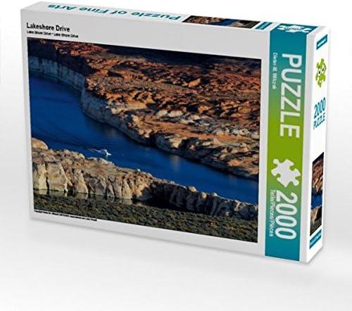 CALVENDO Puzzle Lakeshore Drive 2000 Teile Lege-Grösse 90 x x x 67 cm Foto-Puzzle Bild Von Wilczek Dieter-M. 693695