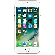 """Apple iPhone 7 Smartphone 4G (Display: 4,7"""" - 32 GB - iOS 10) Oro (Ricondizionato Certificato)"""