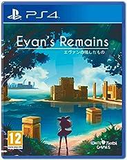 Evans Remain - PlayStation 4