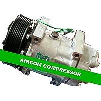 GOWE aircom Compresor para Sanden aircom Compresor para coche Volvo excavadora aire Com AC Compresor