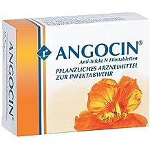 Angocin Anti-Infekt 2x100 Filmtabletten bei akuten Erkrankungen der Bronchien,Blase,Nebenhölen