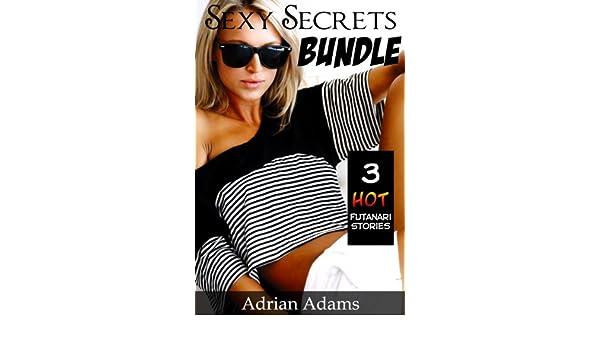 Sexy Secrets Bundle - 3 Hot Futanari Stories (futa on female)