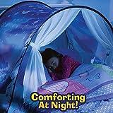 Toyshine Wonderland Bed Dream Tents For Children, Magical Tent Kids Twin Bed Pop Up, Assorted Design