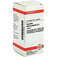 Capsella Bursa Past. D 6 Tabletten 80 stk preisvergleich bei billige-tabletten.eu