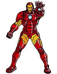 Avengers–Iron Man–Parche para planchar bordados Patch–Aprox. 6x 9cm