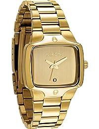 Nixon Damen-Armbanduhr Analog Edelstahl A300511-00