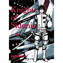 Knights of Sidonia, Vol. 4