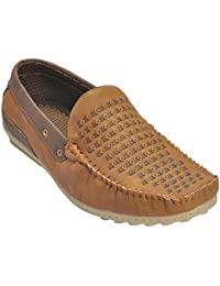 Kolapuri Centre Tan Color Casual Slip On Shoe For Men's - B075MFNJQK