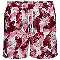 Jack & Jones Uomo Boardshorts Fantasia Grafica