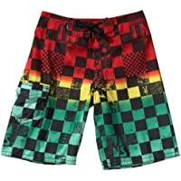 Vans Jungen Shorts Off The Wall Board