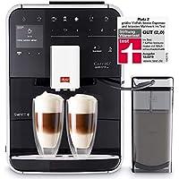 Melitta F85/0-102 Barista TS Smart Coffee Machine, Plastic, 1450 W, 1.8 liters, Black