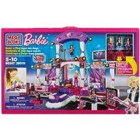 Mega Bloks Barbie Build n Play Super Star Stage