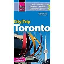 Reise Know-How CityTrip Toronto: Reiseführer mit Faltplan