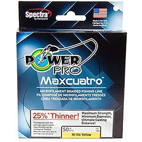 Power Pro Maxcuatro Linea 40lb 500yd 0,28 millimetri
