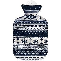 Wärmflasche 2 L Winter Oeko-Tex®100 Reißverschluss Norweger preisvergleich bei billige-tabletten.eu