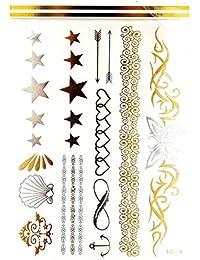 Amazon Fr Tatouage Ephemere Bijoux