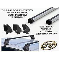 PORTATUTTO CITROEN C4 PICASSO DAL 2007 AL 13 5P NO RAILS STETTO VETRO ALL