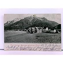 AK Waidring mit Waidringer Steinberge (Tirol); 1906